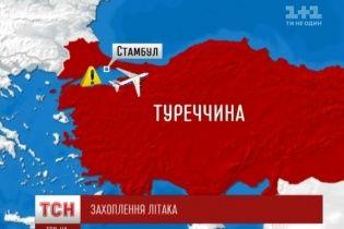 """""""Захоплений"""" п'яним українцем літак саджали за допомогою винищувачів"""