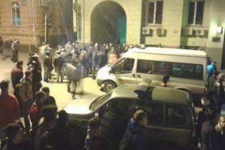 По демонстрантах у Харкові стріляли картеччю – прокурор