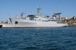 Командование ВМС уверяет, что все части военно-морских сил Крыма под контролем Украины