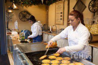 На Різдво на Майдані пригощатимуть кутею та пончиками з монетками