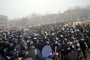 """В Одессе """"титушки"""" с битами кричали """"Бить по головам и по камерам"""", избивая людей"""