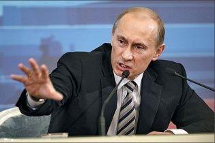 """Путин уверяет, что Крым был передан Украине с """"большими нарушениями"""""""