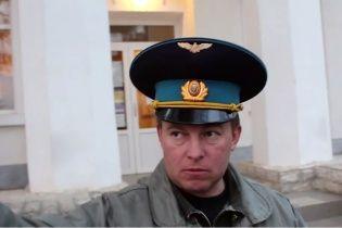 Вместе с Мамчуром в плен попал генерал-майор Воронченко