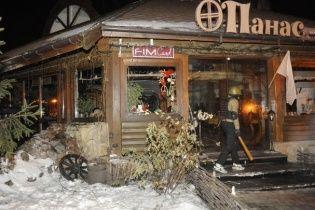 В интернете появилось видео погрома элитного ресторана в центре Киева