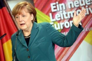 Росія нічого не робить для врегулювання  ситуації в Україні - Меркель