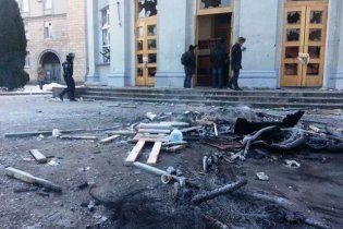 Невдале блокування Черкаської ОДА: затримано 12 активістів