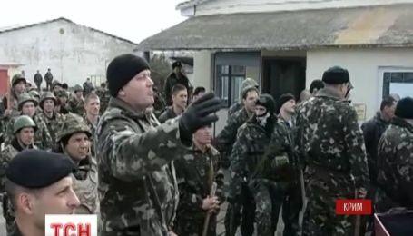 Шевченківський суд дозволив затримати самопроголошених кримських керманичів