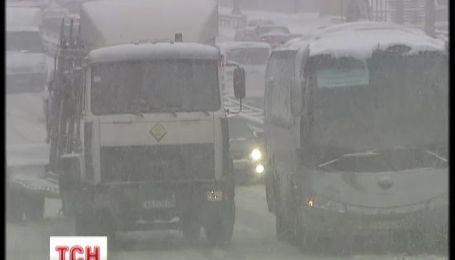 Українцям необхідно готуватися до справжньої зими з снігом та хуртовинами