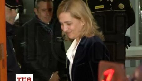 Принцесса Испании предстала перед судом