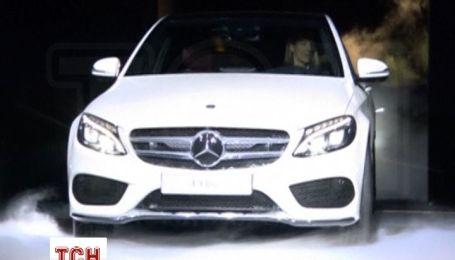 В Детройті презентували новий Mercedes-Benz C-класу