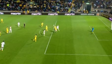 Маккабі Тель-Авів - Бордо - 1:0. Відео матчу