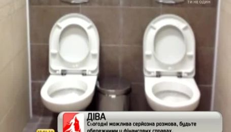 В одній із олімпійських будівель у Сочі встановили двомісний туалет