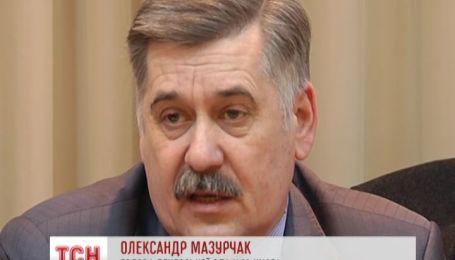 Мазурчак попросил защиты митингующих от мародерства