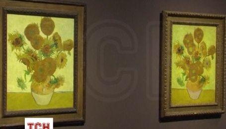 """Порівняти """"Соняшники"""" Ван Гога можна на виставці у Лондоні"""
