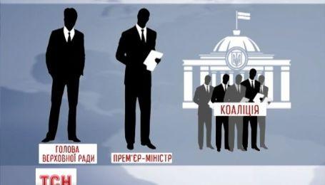 Депутаты Верховной Рады начнут работу над изменениями Конституции