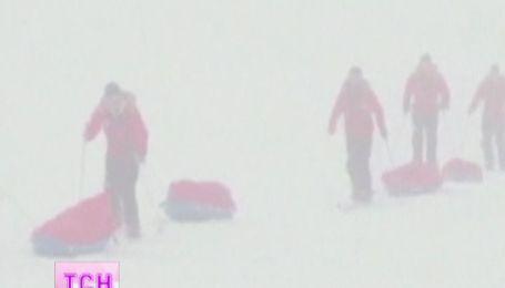 Принц Гаррі дістався Південного полюса