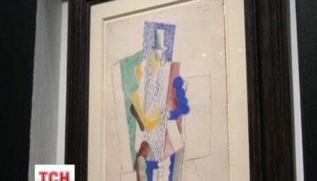 Американець виграв картину Пабло Пікассо за 100 євро