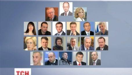 Со сцены Майдана объявили состав будущего правительства