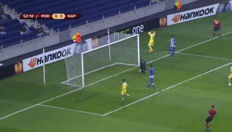 Порту - Наполи - 1:0. Видео матча