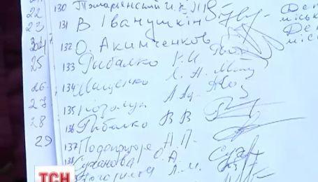 Херсонський Євромайдан закликає не застосовувати силу
