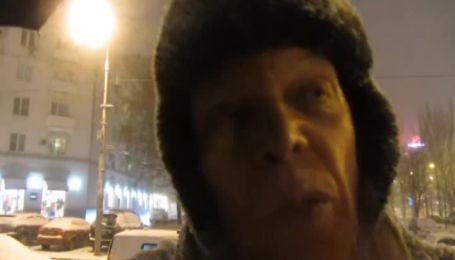 Донецкий пенсионер отдал всю пенсию Евромайдану