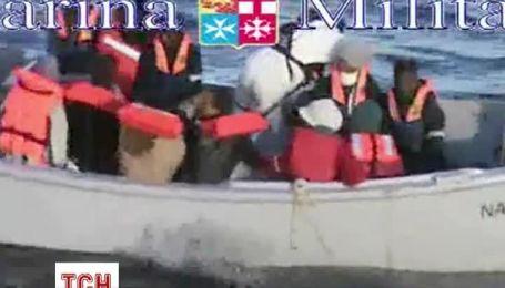У берегов Лампедузы спасли более 200 нелегальных мигрантов