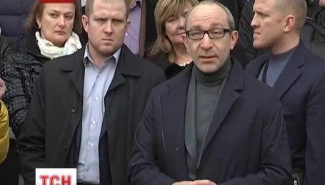 Кернес побажав Тимошенко швидкого одужання