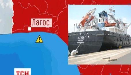 У Нігерії захопили в заручники українського капітана