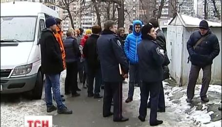 В столице начался очередной конфликт из-за спорной застройки