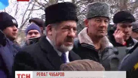 В противостоянии крымских татар с пророссийскими активистами погиб человек