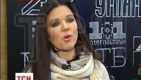 Руслана дала інтерв'ю ТСН.Тиждень