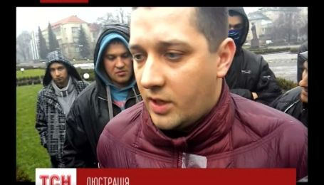 """На Закарпатье """"Правый сектор"""" задержал Сергея Харченко"""
