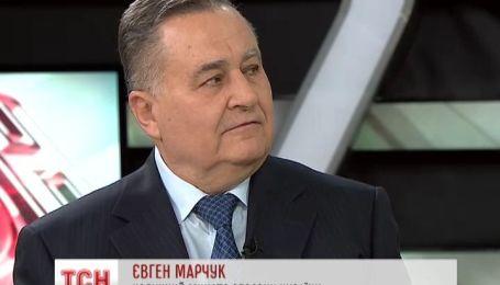 Евгений Марчук дал эксклюзивное интервью о судьбе страны