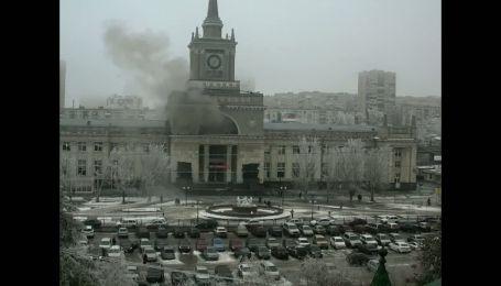 Смертница подорвала бомбу на вокзале в Волгограде