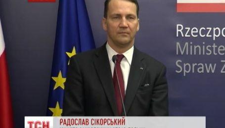 Януковичу не давали гарантий безопасности - глава МИД Польши