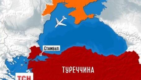 У Туреччині українець намагався захопити літак