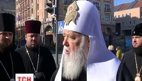 Патріарх Філарет закликає церкви об'єднатися, якщо вони дбають про Україну
