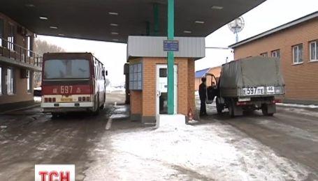 Українсько-російський кордон працює без черг