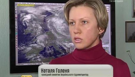 Погода в Украине 30 января будет останется морозной и местами снежной