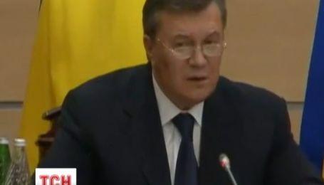 Янукович живий і готовий до спілкування