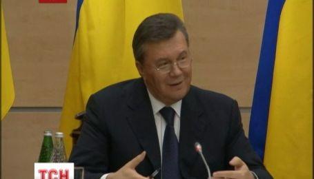 Янукович рассказал о трудностях побега из Украины