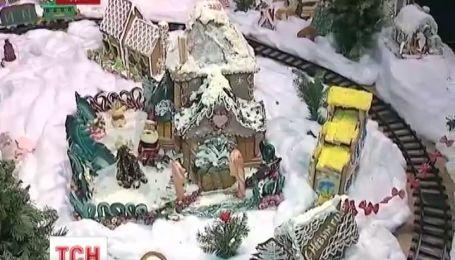 У одеському арт-центрі вибудували справжнє їстівне містечко