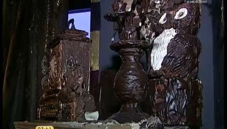 Вільнюс - місто з шоколадною кімнатою