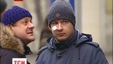 Милиция не исключает, что к нападению на депутата Андрея Ильенко могут быть причастны бывшие «свободовцы»