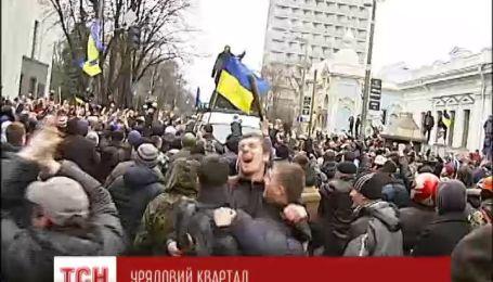 """""""Правый сектор"""" не собирается покидать Майдан"""