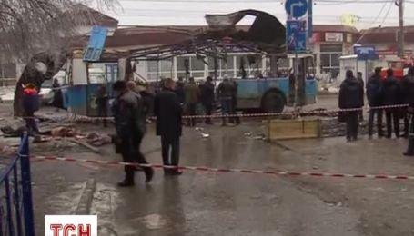 Троллейбус в Волгограде разорвало четырьмя килограммами тротила