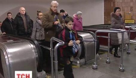 В Киеве дали дополнительные поезда метро