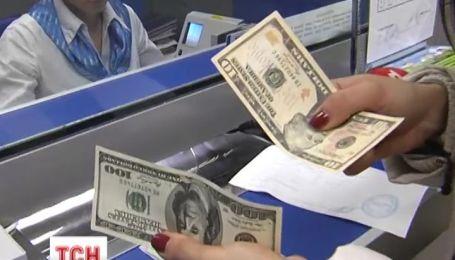 Вартість долару встановила новий рекорд за останні 5 років