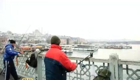 Стамбул - ідеальне місто для любителів довгих прогулянок