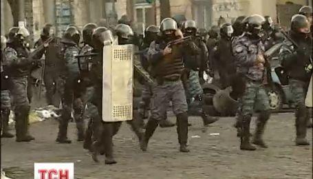 """Захарченко заявив, що керівники МВС, під час зачисток, не давали інструкцій """"Беркуту"""""""